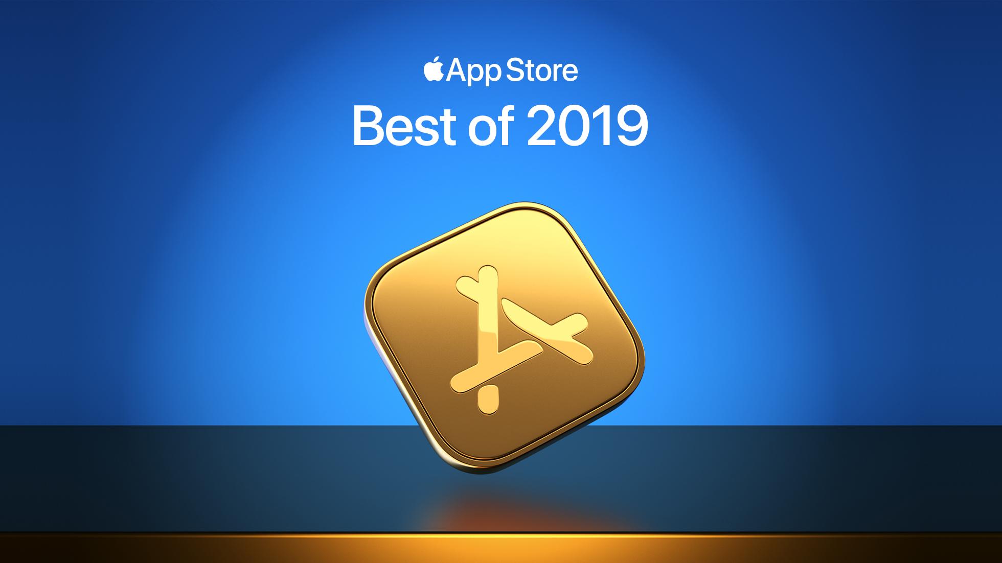 Apple、「BEST OF 2019 今年のベストアプリ」を発表