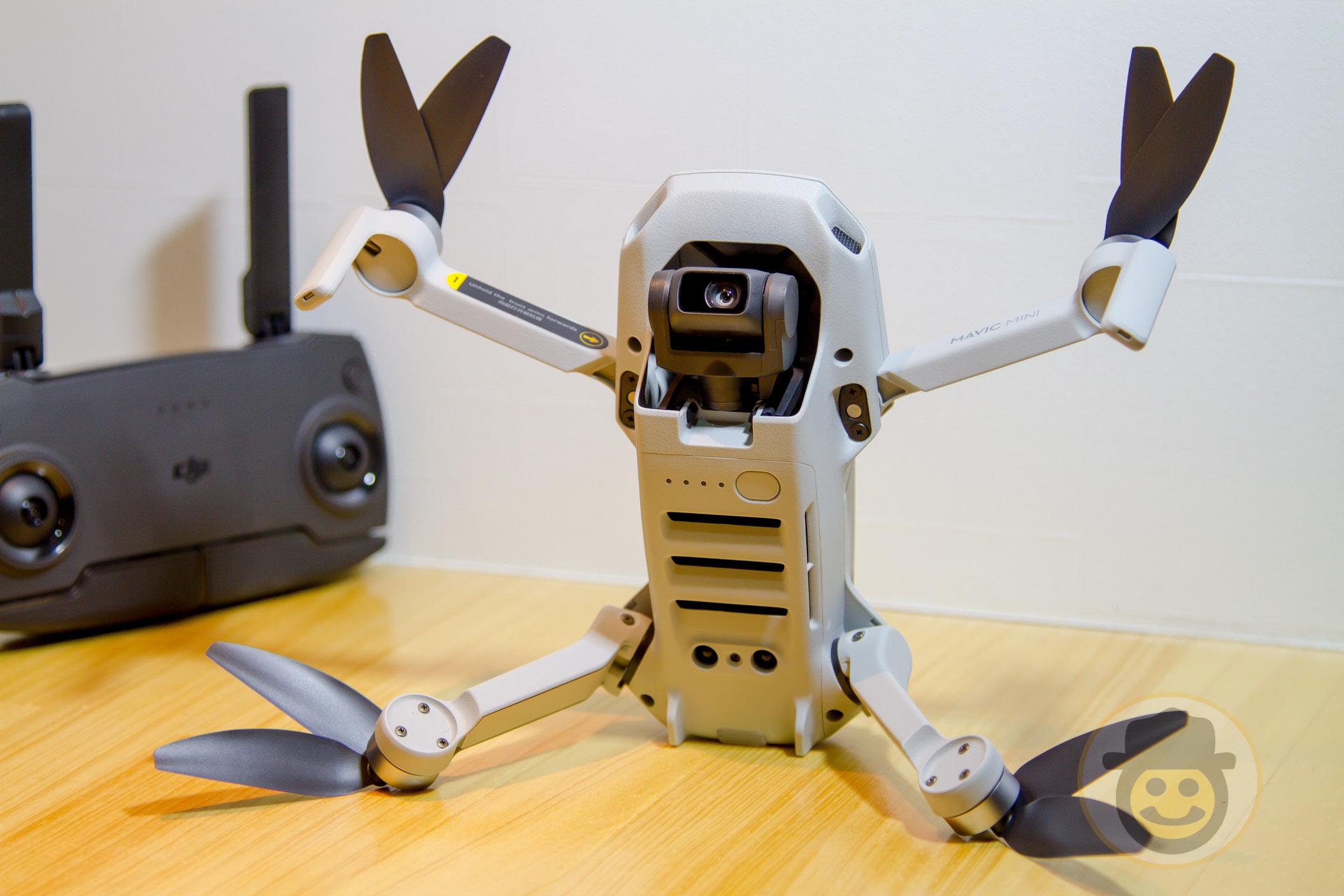 Dji [Mavic Mini Fry More Comboレビュー] 199gの高性能コンパクトドローンで手軽に空撮